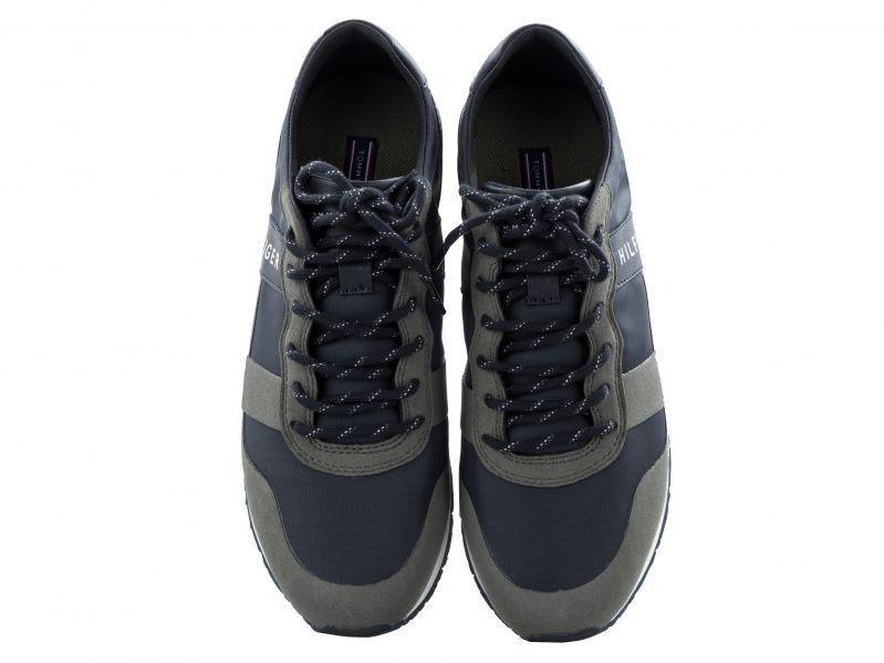 Кроссовки мужские Tommy Hilfiger TE778 брендовая обувь, 2017