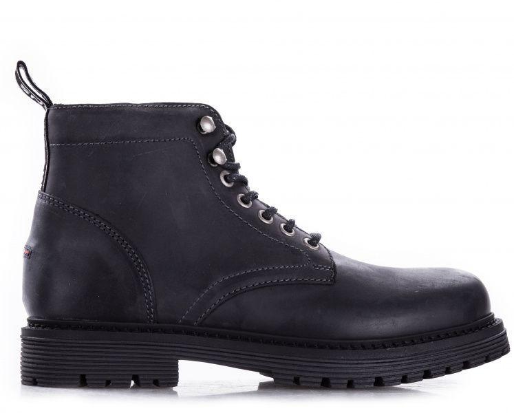 Купить Ботинки мужские Tommy Hilfiger TE787, Серый
