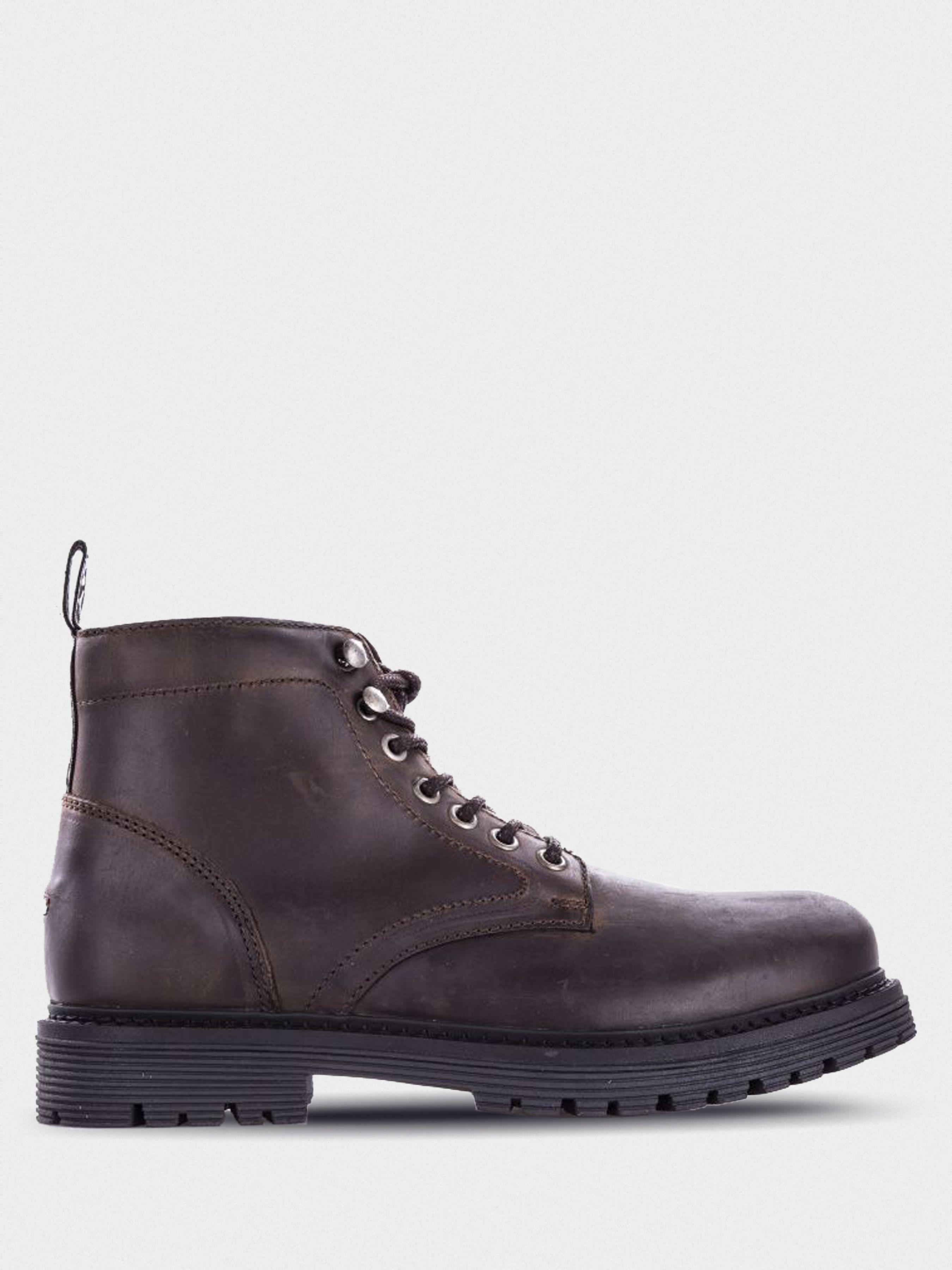 Купить Ботинки мужские Tommy Hilfiger TE790, Коричневый