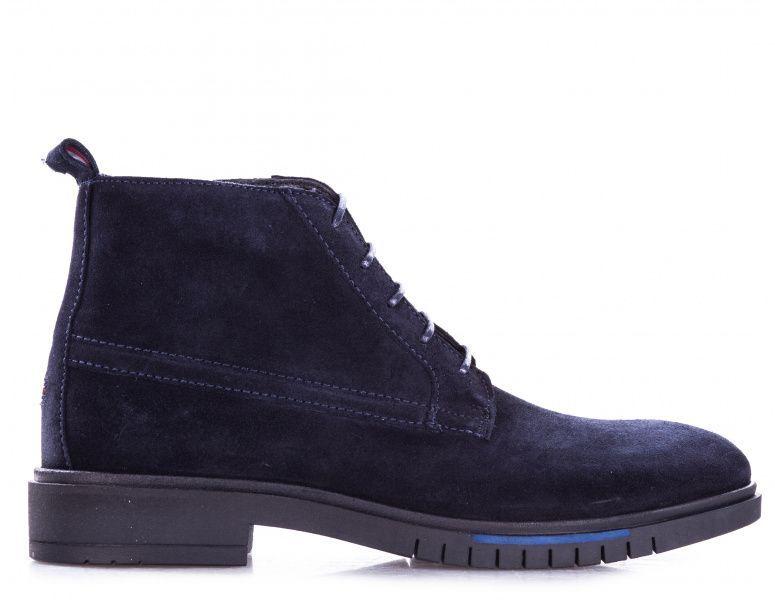 Купить Ботинки мужские Tommy Hilfiger TE791, Синий
