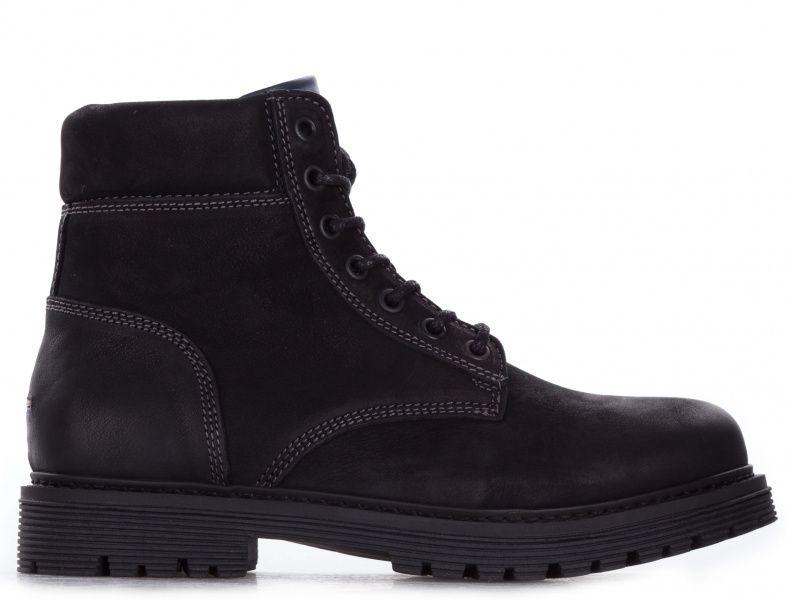 Купить Ботинки для мужчин Tommy Hilfiger TE792, Черный