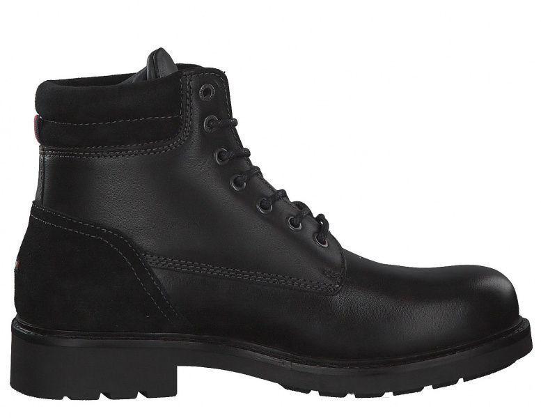 Купить Ботинки мужские Tommy Hilfiger TE796, Черный