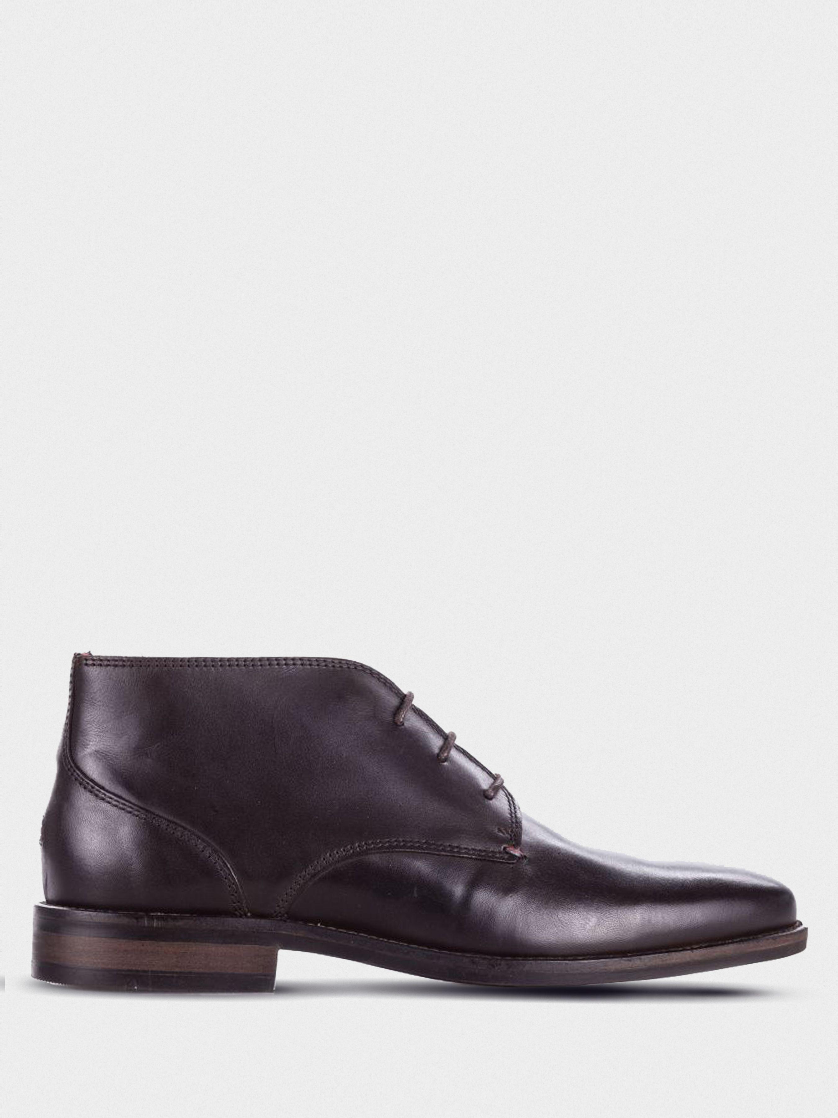 Купить Ботинки мужские Tommy Hilfiger TE797, Коричневый