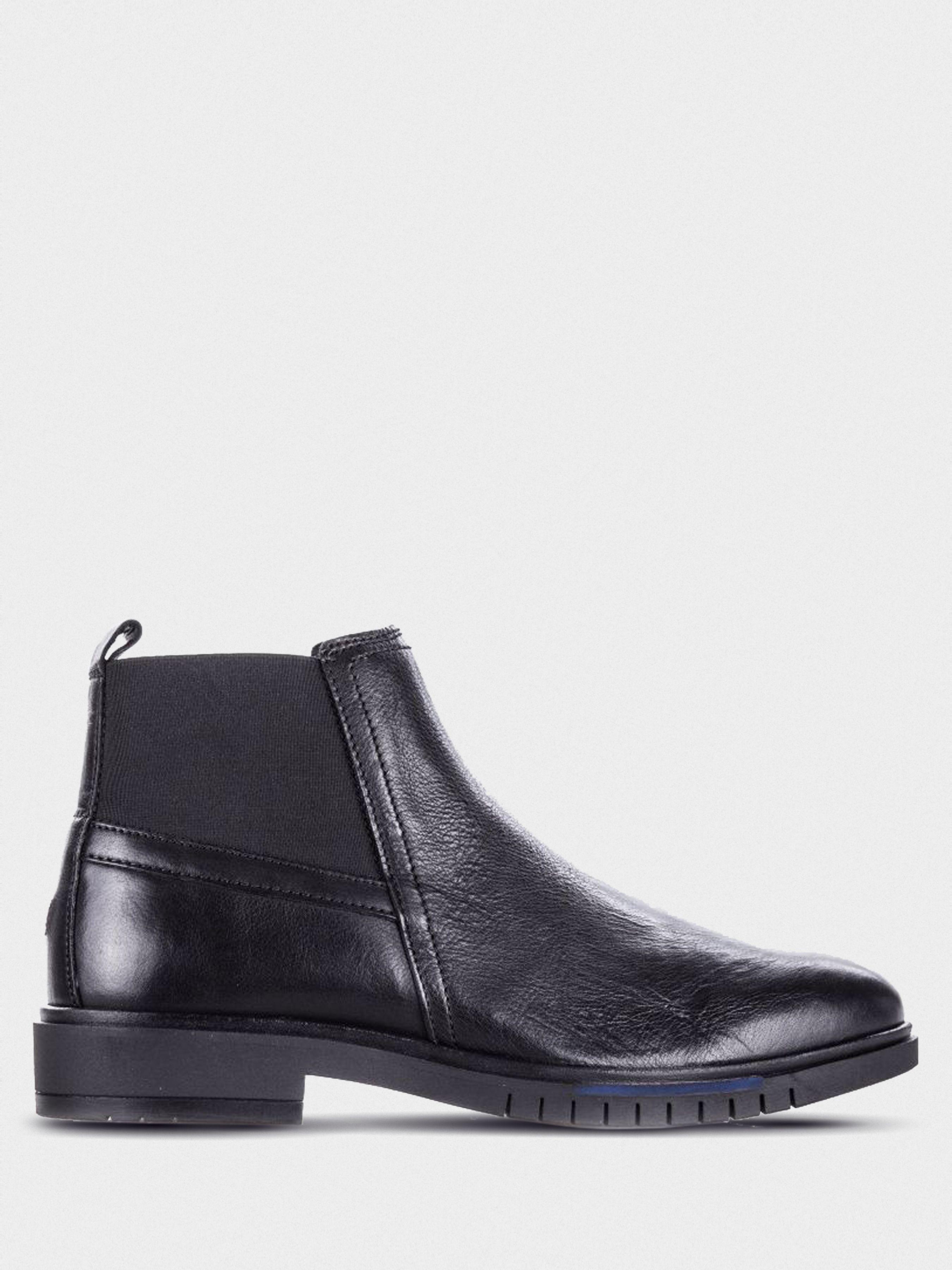 Купить Ботинки мужские Tommy Hilfiger TE798, Черный