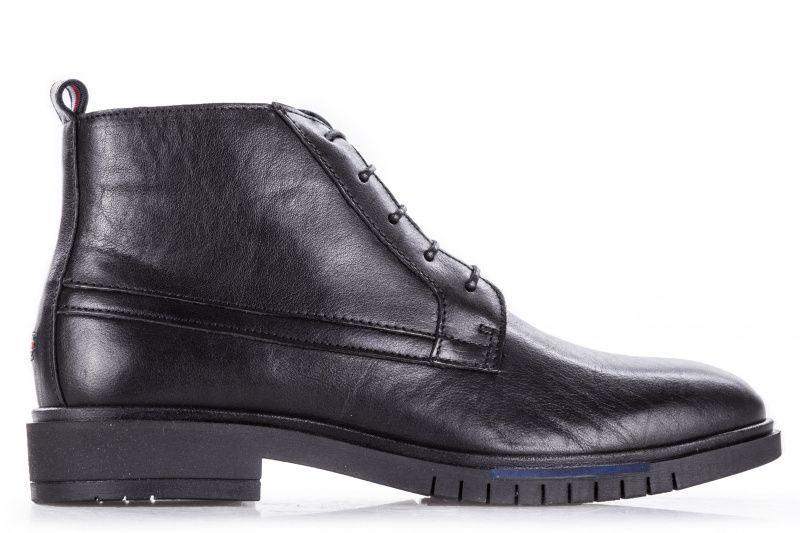 Купить Ботинки мужские Tommy Hilfiger TE799, Черный