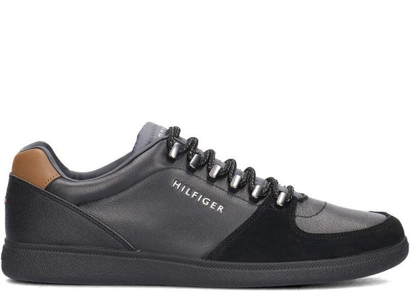 Купить Полуботинки для мужчин Tommy Hilfiger TE806, Черный