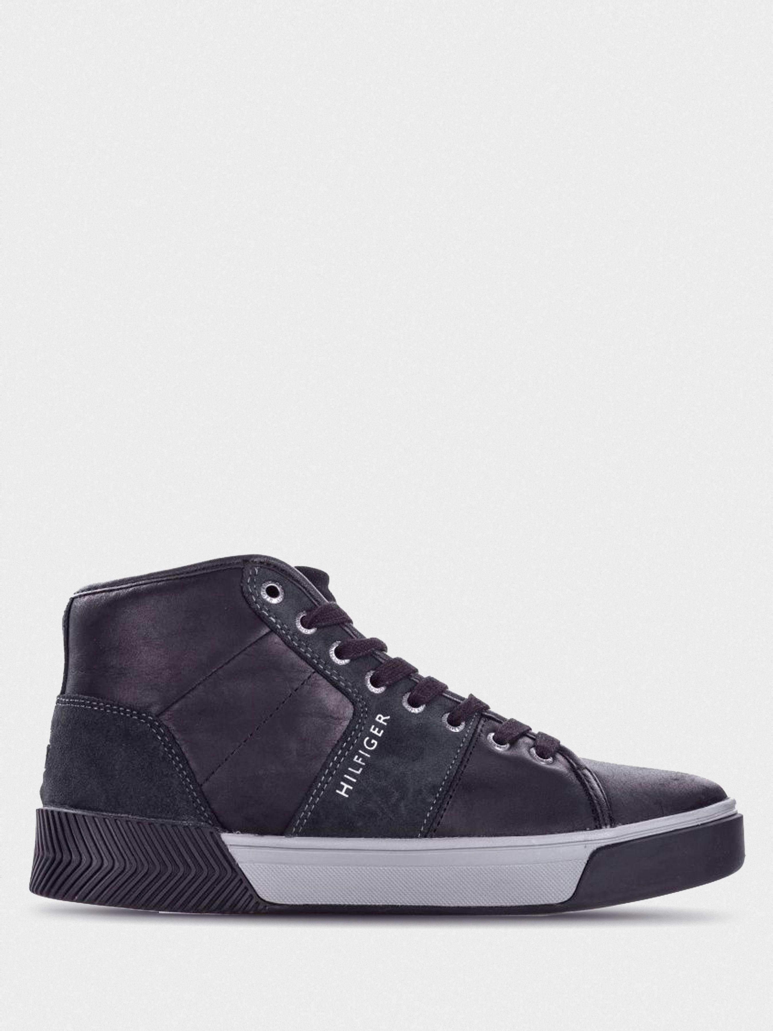 Купить Ботинки для мужчин Tommy Hilfiger TE807, Черный
