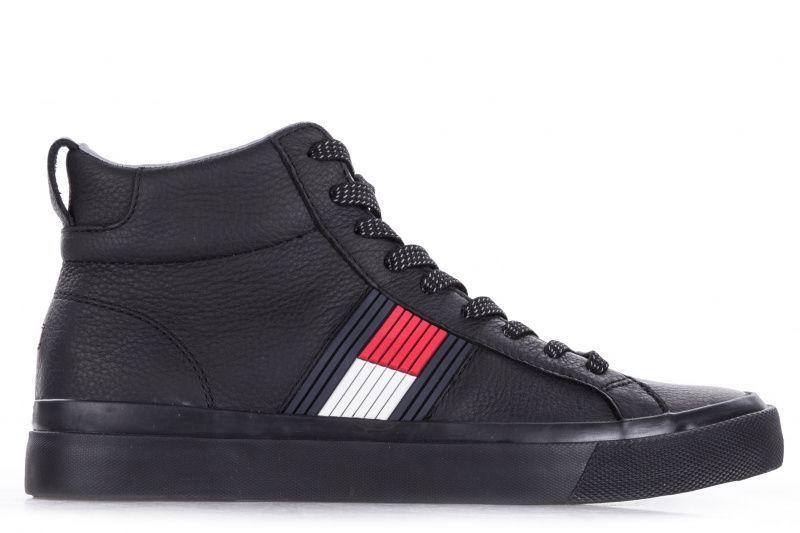 Купить Ботинки мужские Tommy Hilfiger TE808, Черный