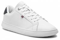 Кеды мужские Tommy Hilfiger FM0FM01987-100 купить обувь, 2017
