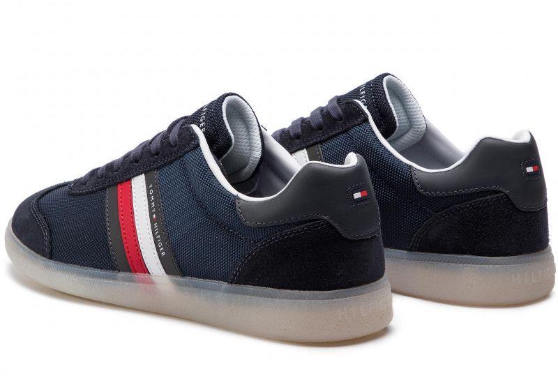 Полуботинки мужские Tommy Hilfiger TE872 брендовая обувь, 2017