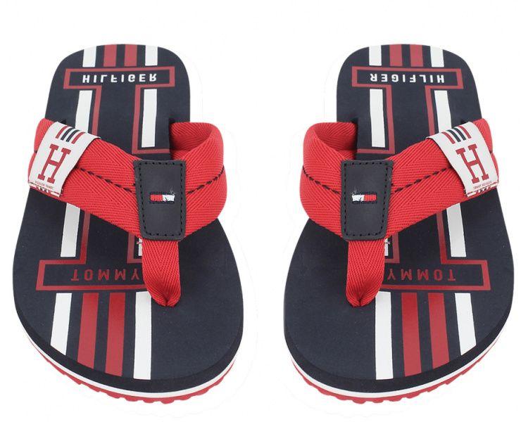 Шлёпанцы мужские Tommy Hilfiger TE881 модная обувь, 2017