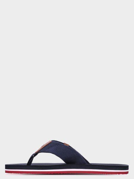 Шлёпанцы мужские Tommy Hilfiger TE883 модная обувь, 2017