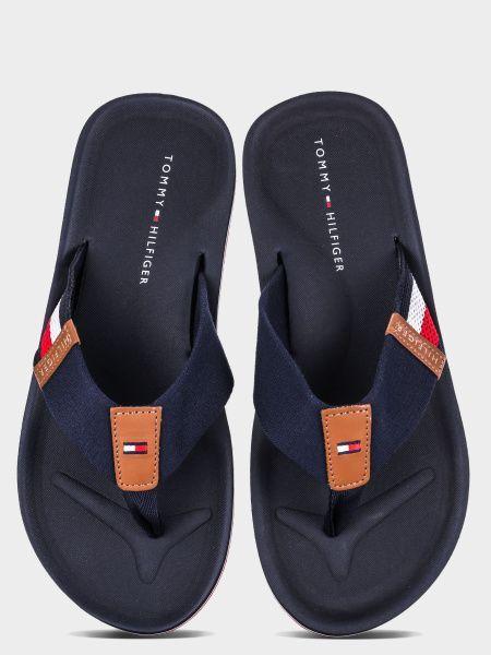 Шлёпанцы мужские Tommy Hilfiger TE883 купить обувь, 2017