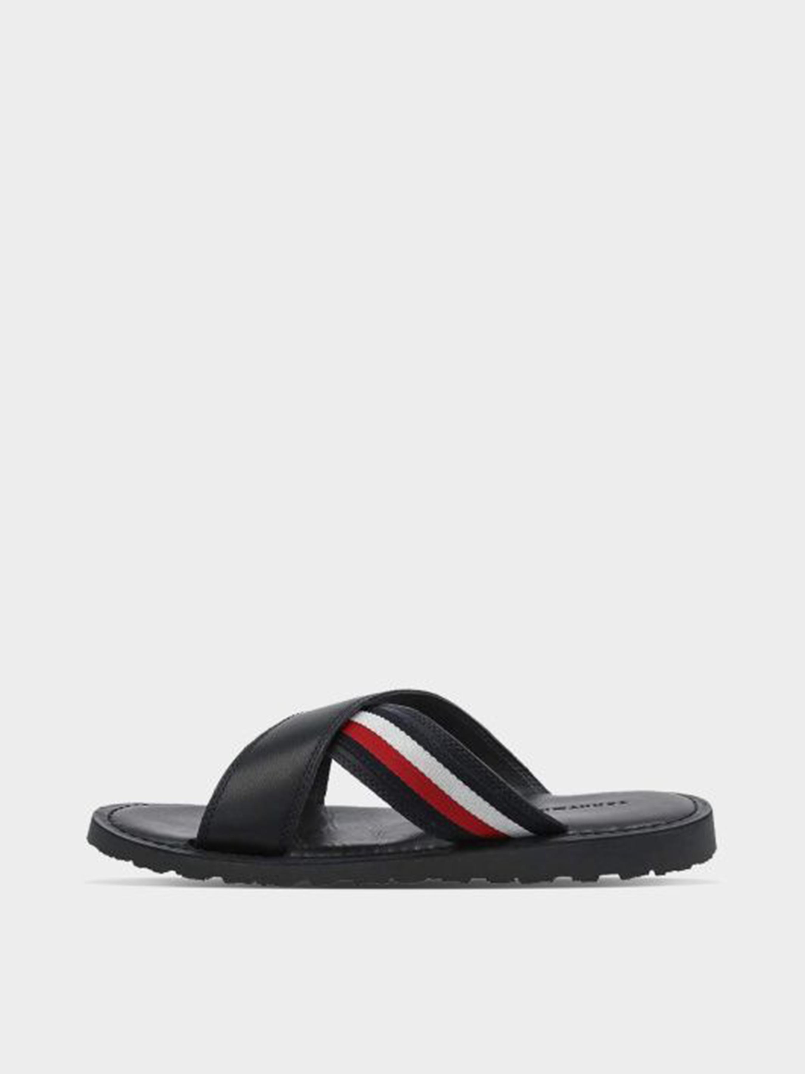 Шлёпанцы мужские Tommy Hilfiger TE895 модная обувь, 2017