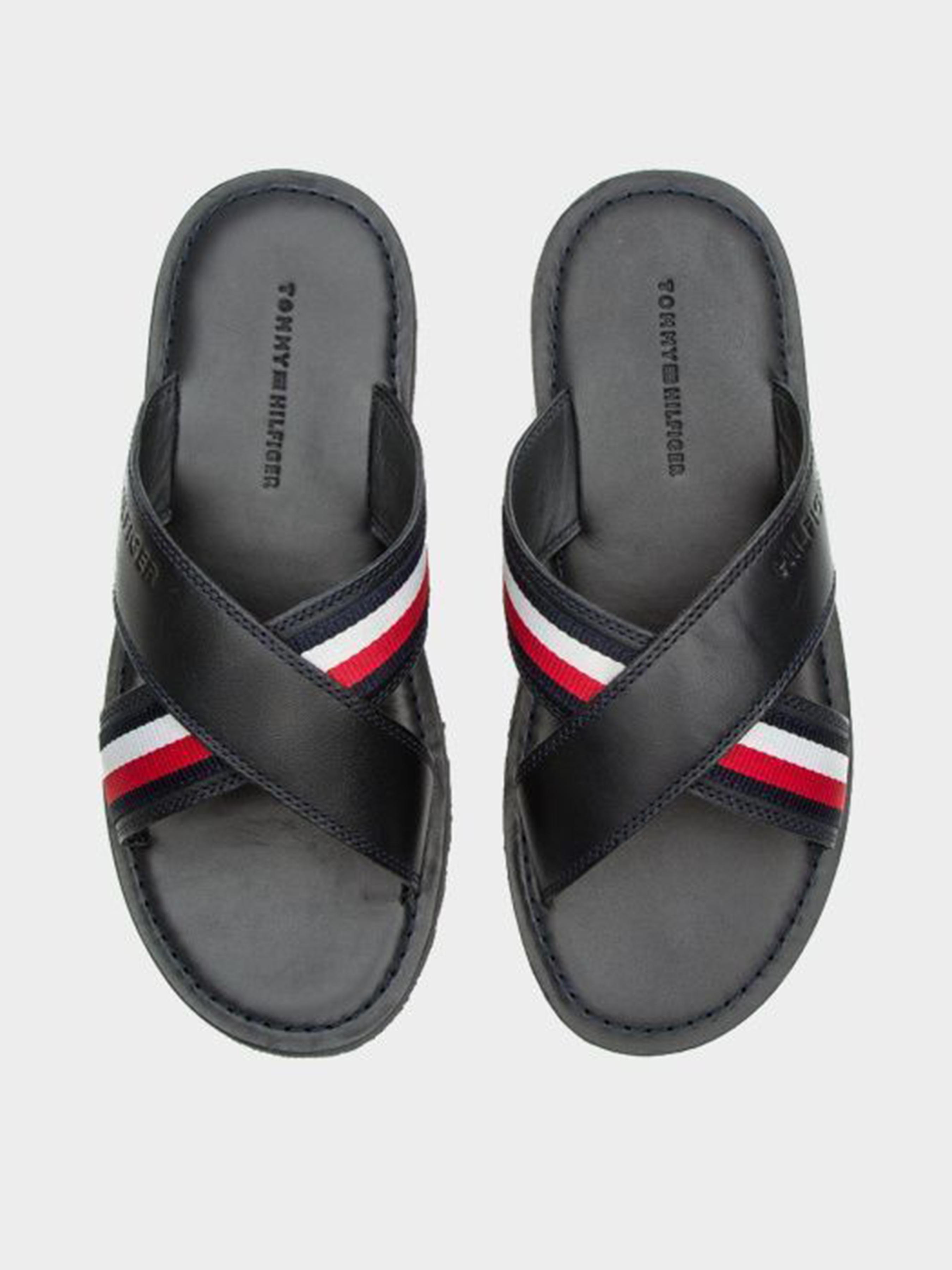 Шлёпанцы мужские Tommy Hilfiger TE895 купить обувь, 2017