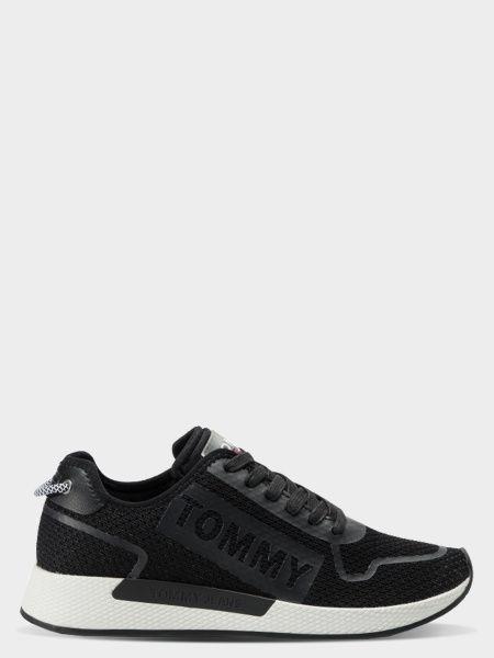 Купить Кроссовки мужские Tommy Hilfiger TE911, Черный