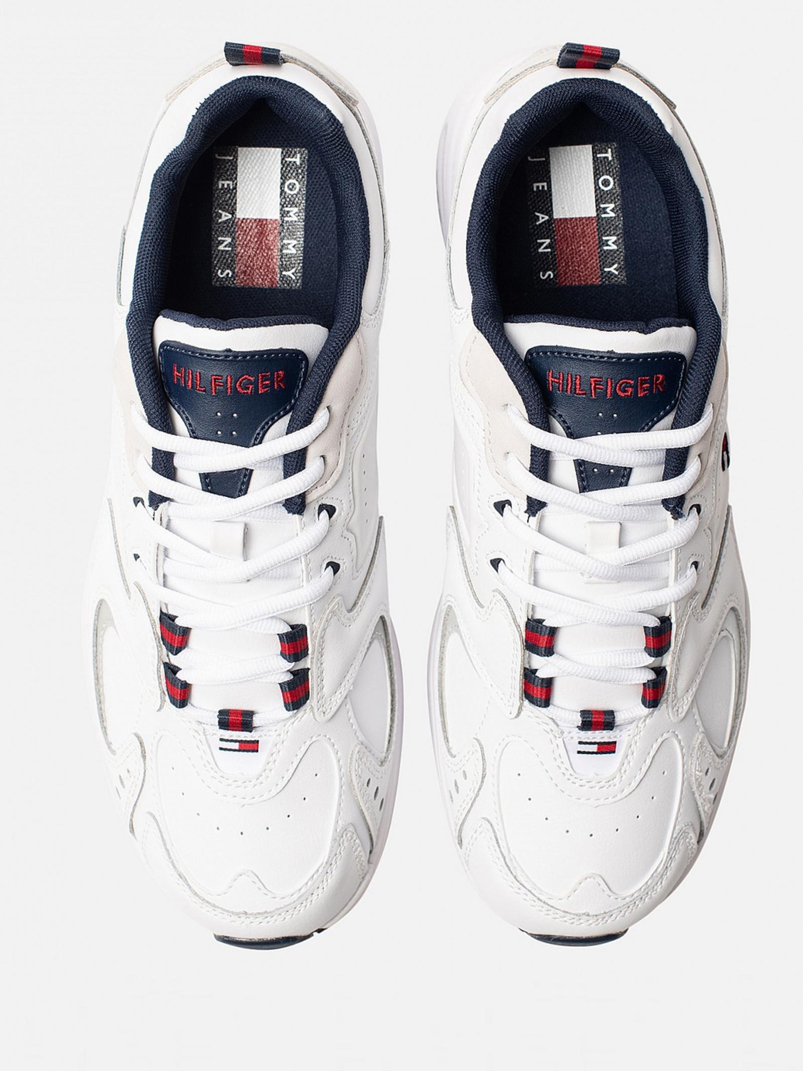 Кроссовки для мужчин Tommy Hilfiger HERITAGE EM0EM00373-YBS купить в Интертоп, 2017