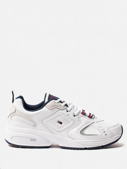Кроссовки для мужчин Tommy Hilfiger HERITAGE EM0EM00373-YBS размерная сетка обуви, 2017