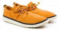 Мужские полуботинки оранжевые, фото, intertop