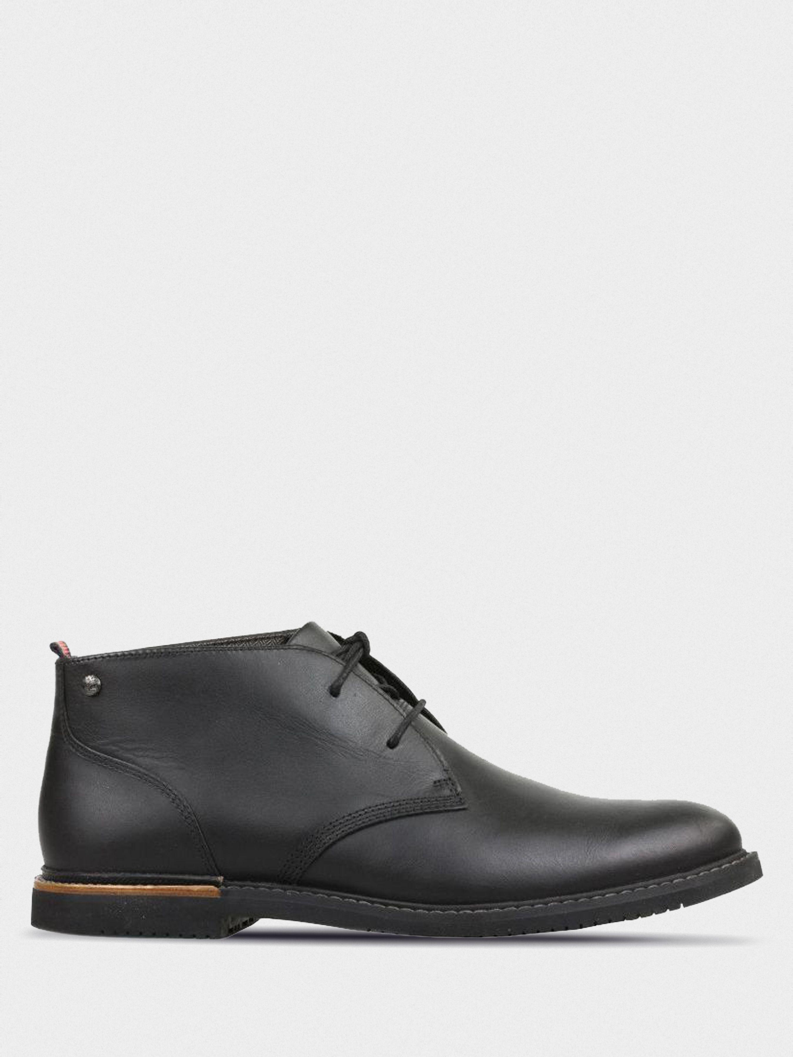 Ботинки для мужчин Timberland Brook Park KHukka TF3281 брендовая обувь, 2017