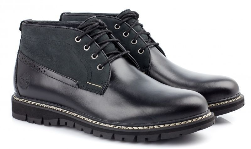 Купить Ботинки мужские Timberland BRITTON HILL CHUKKA TF3306, Черный
