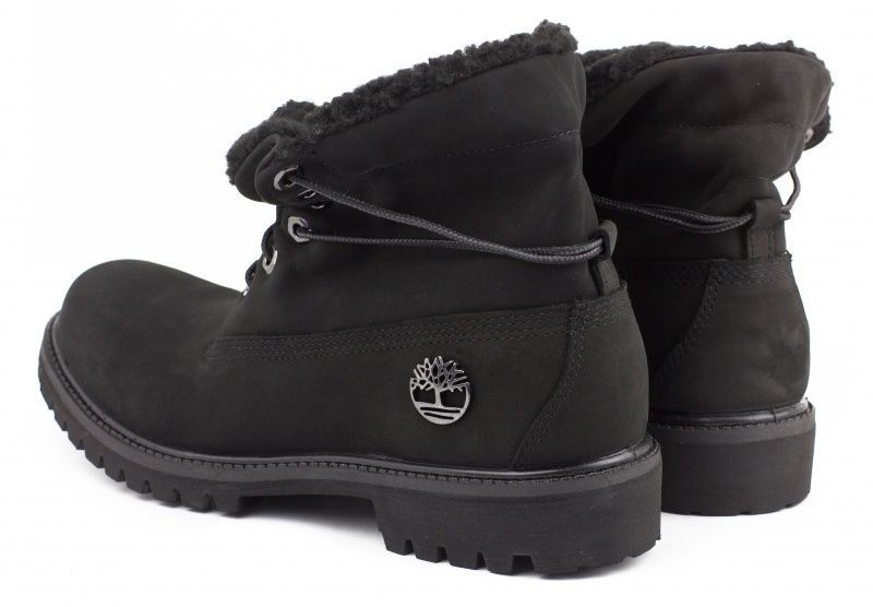 Ботинки мужские Timberland TBL ICON ROLL TOP TF3314 примерка, 2017