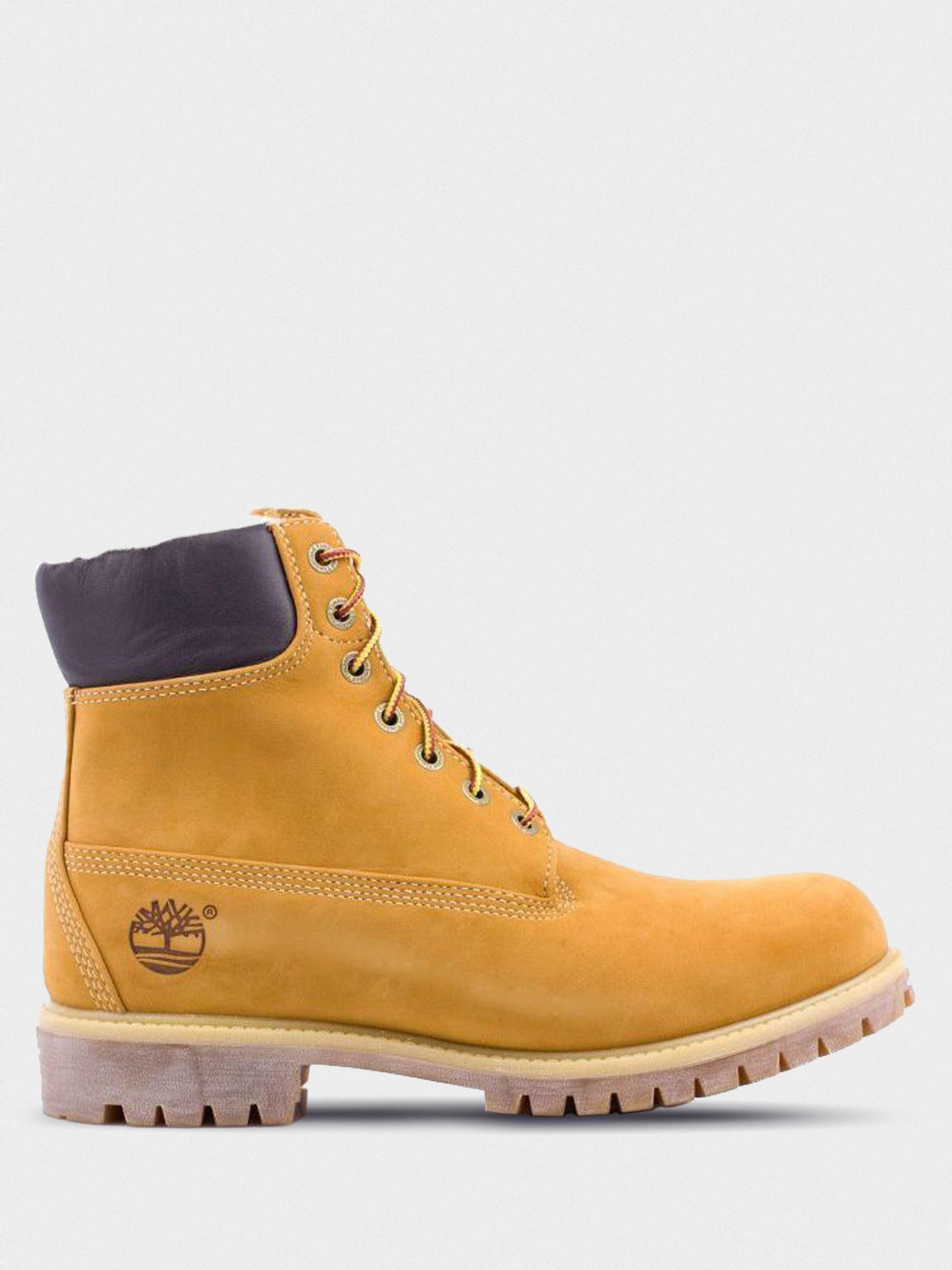 """Ботинки для мужчин Timberland TBL Heritage 6"""" Warm Lined TF3332 размерная сетка обуви, 2017"""