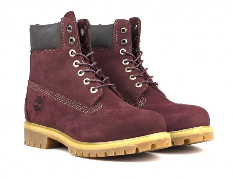 Купить Ботинки для мужчин Timberland 6IN Premium Boot TF3418, Бордовый