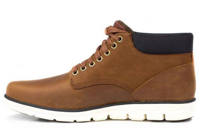 Ботинки для мужчин Timberland Bradstreet TF3435 размеры обуви, 2017