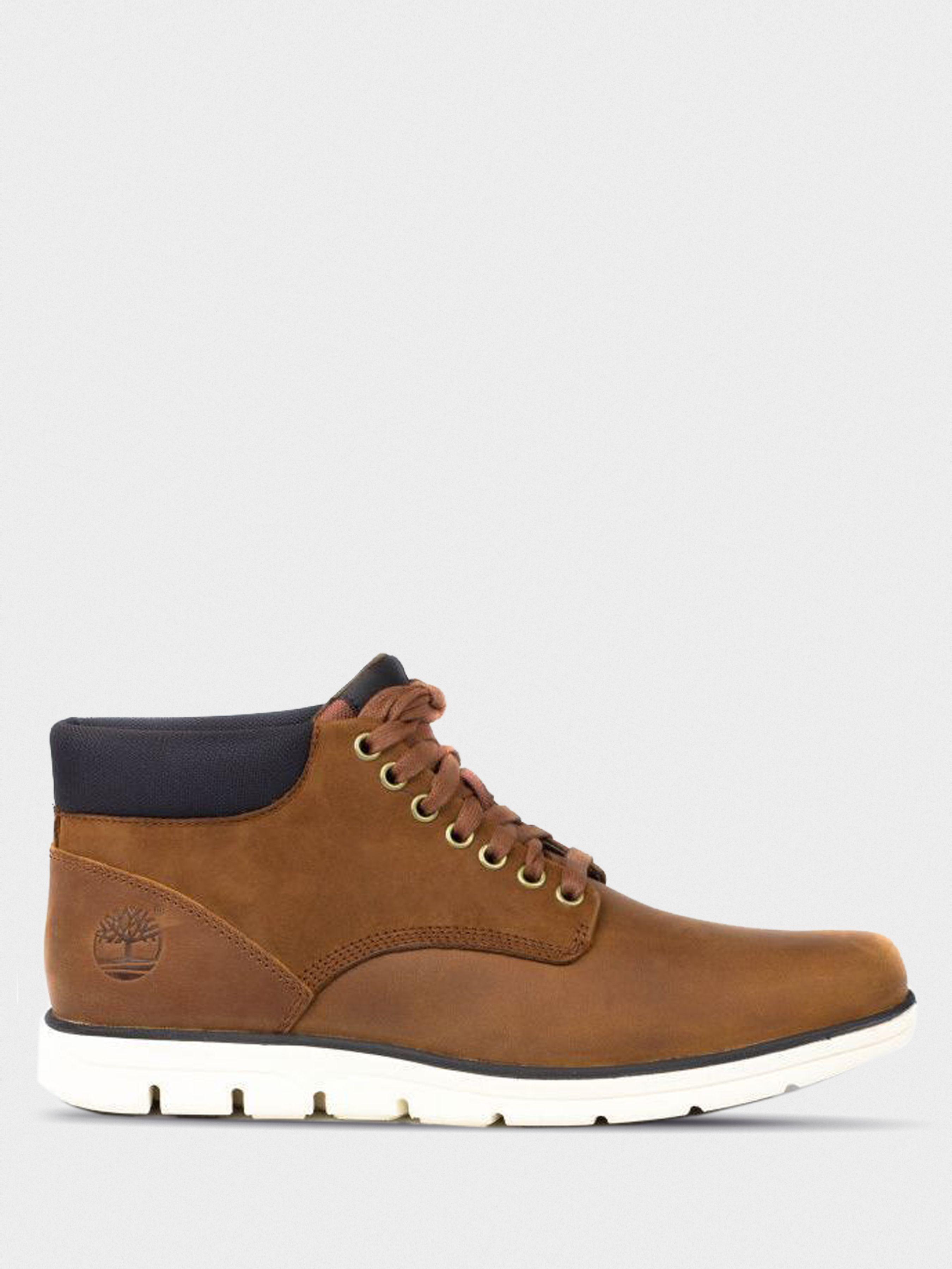 Ботинки для мужчин Timberland Bradstreet TF3435 примерка, 2017