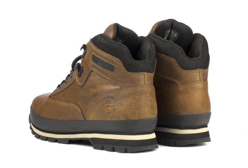 Ботинки для мужчин Timberland Euro Hiker Leather WPF TF3448 брендовая обувь, 2017