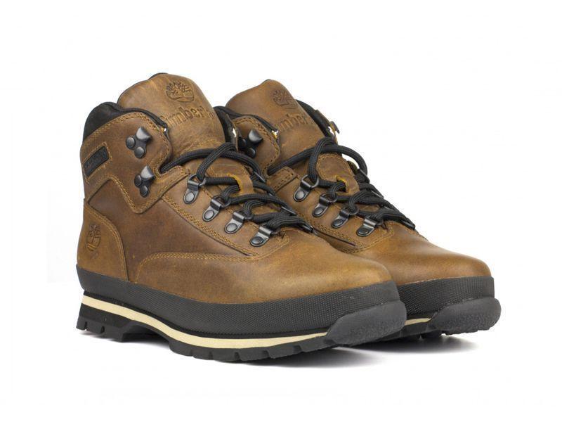 Ботинки для мужчин Timberland Euro Hiker Leather WPF TF3448 цена, 2017