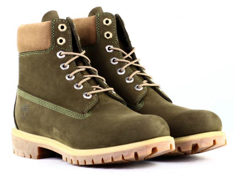Ботинки мужские Timberland 6  Premium Boot DARK OLIVE TF3497 размеры обуви, 2017