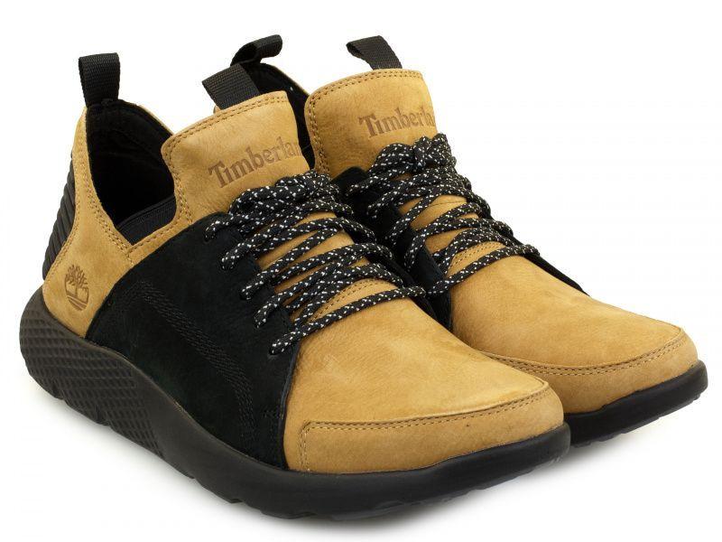 Купить Ботинки для мужчин Timberland Flyroam Wedge TF3639, Желтый