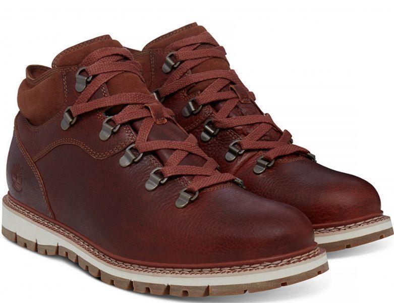 Купить Ботинки для мужчин Timberland Britton Hill WPF Hiker TF3656, Коричневый