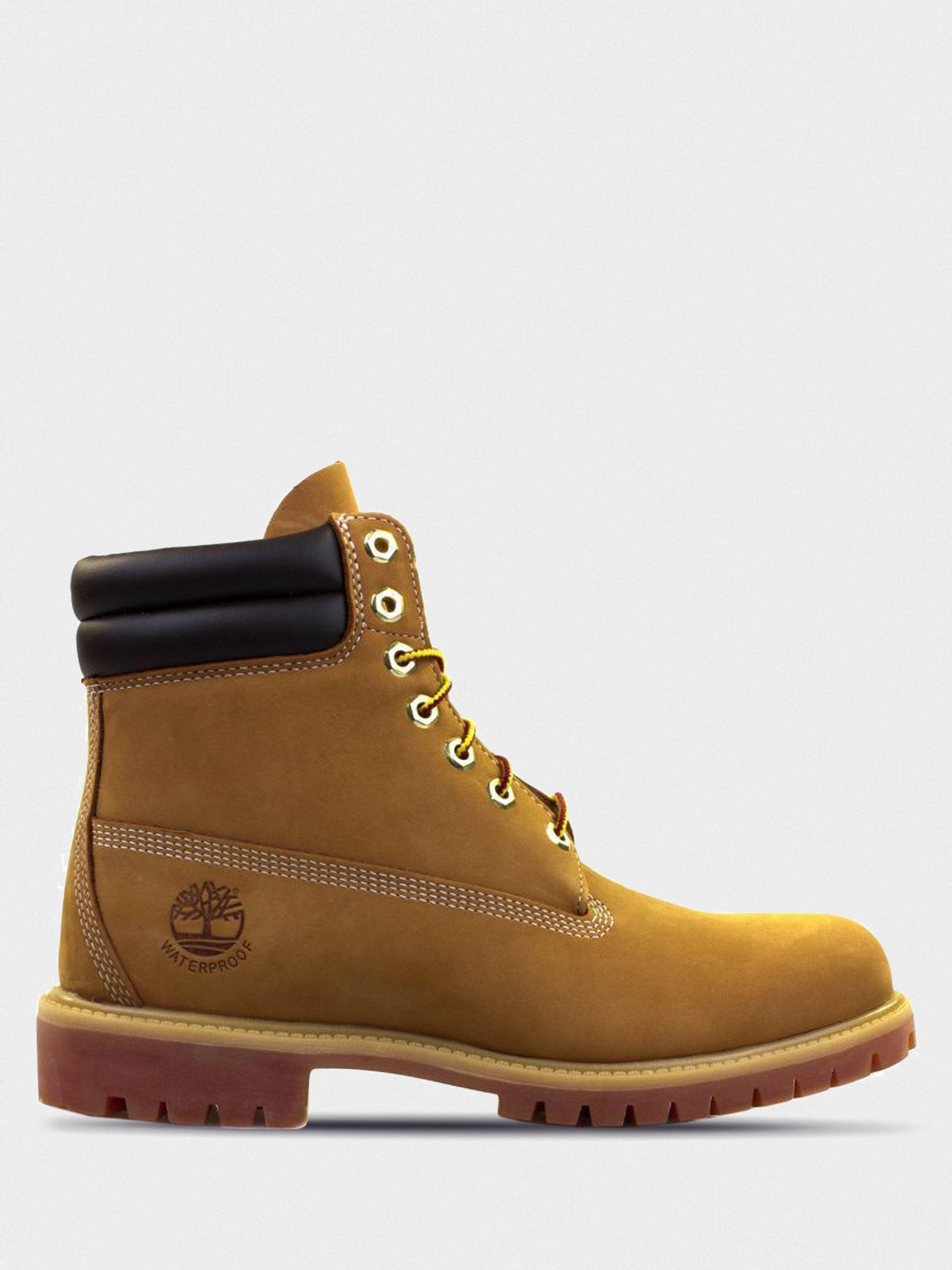 """Ботинки для мужчин Timberland TBL Icon 6"""" Double Collar TF3667 обувь бренда, 2017"""