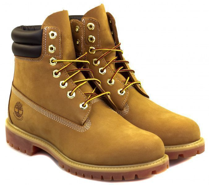 "Ботинки для мужчин Timberland TBL Icon 6"" Double Collar TF3667 выбрать, 2017"