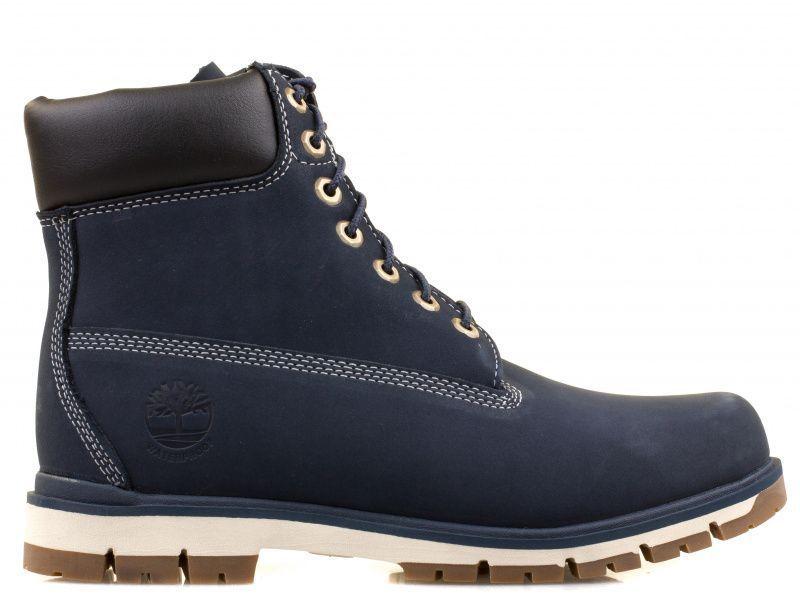 Ботинки мужские Timberland Radford TF3671 примерка, 2017