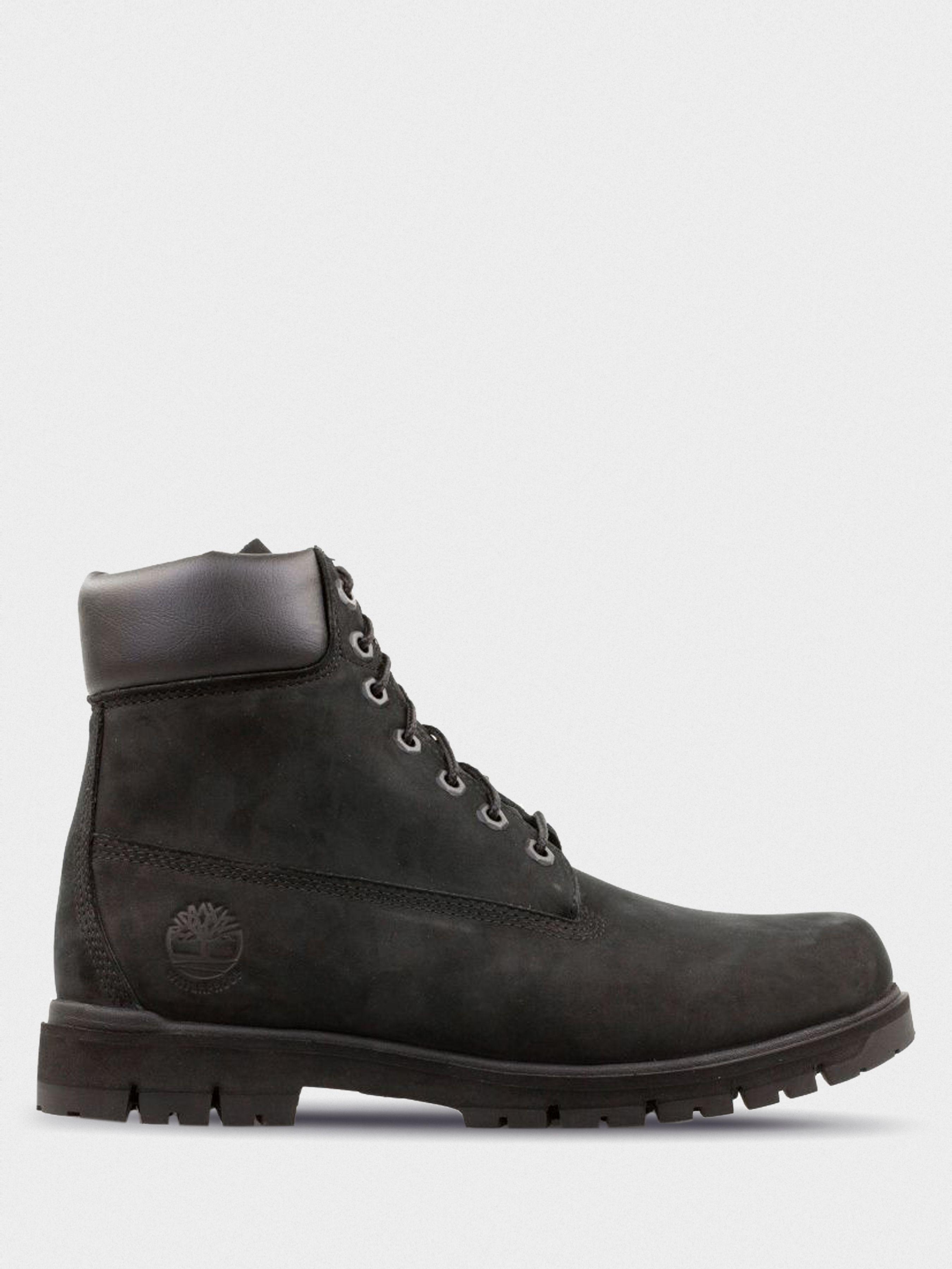 Купить Ботинки для мужчин Timberland Radford TF3672, Черный