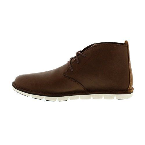 Ботинки для мужчин Timberland Tidelands TF3739 примерка, 2017