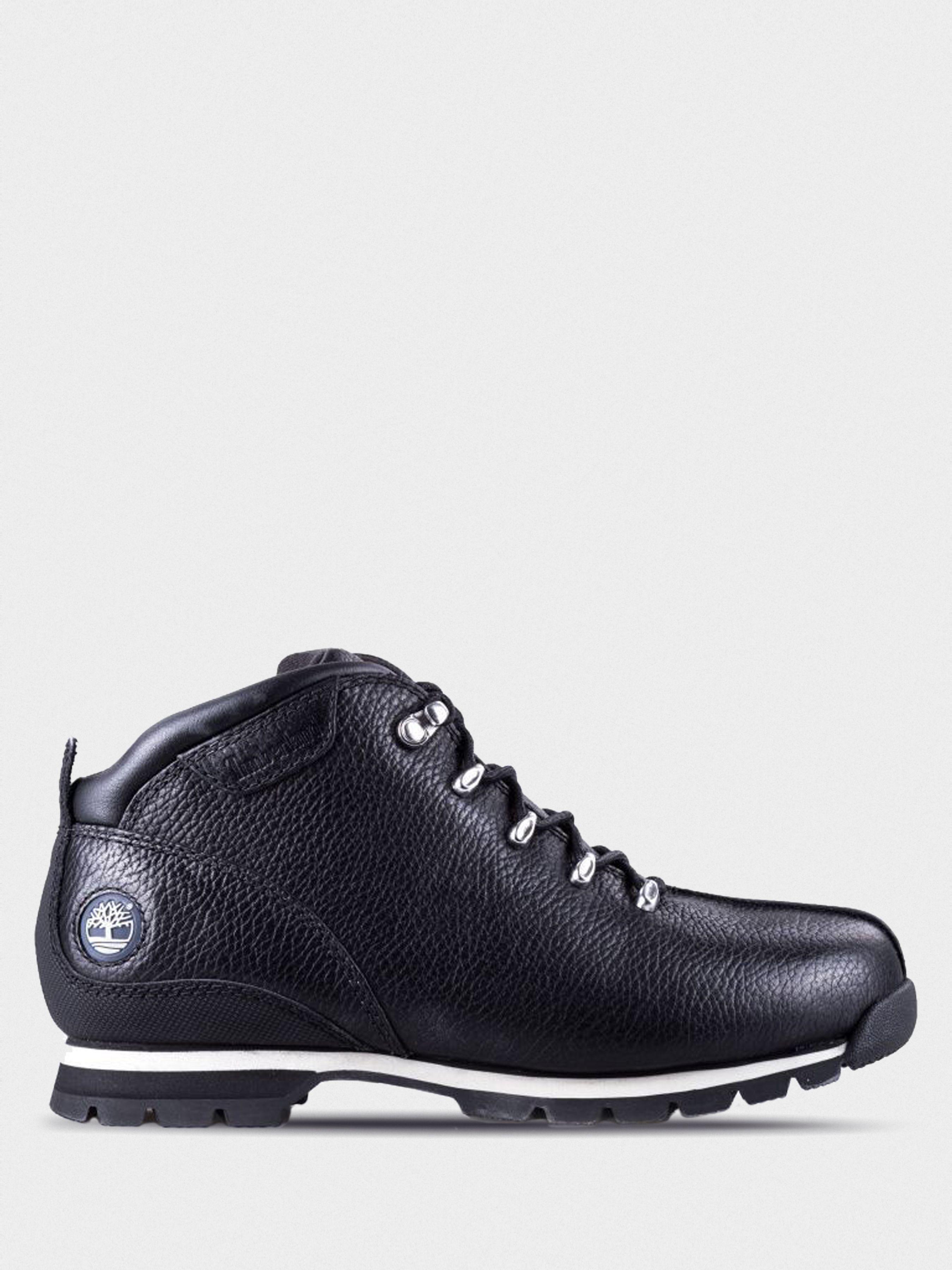 Ботинки мужские Timberland Splitrock TF3775, Черный  - купить со скидкой