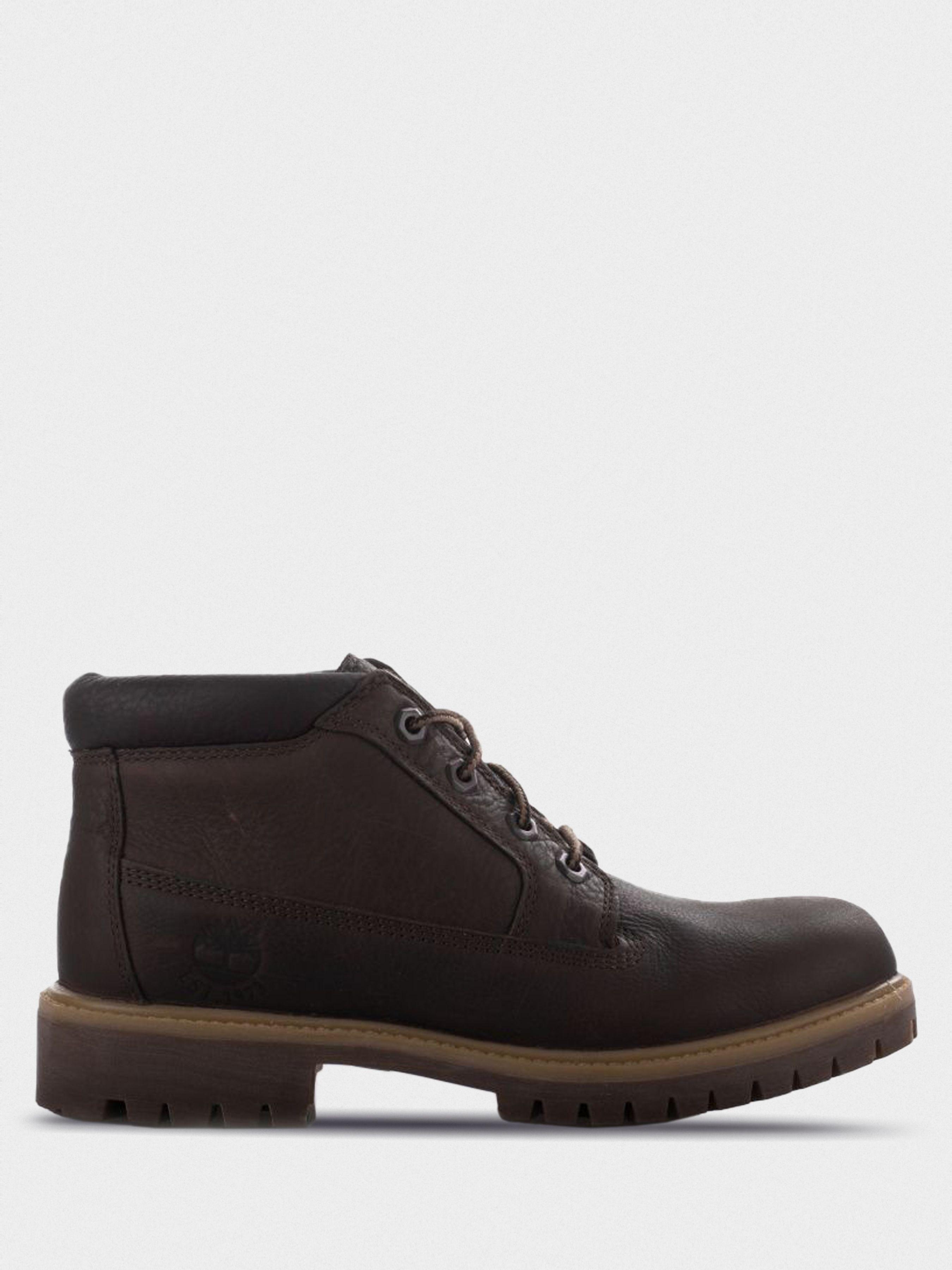 Черевики  для чоловіків Timberland Premium WP Chukka TF3833 розмірна сітка взуття, 2017