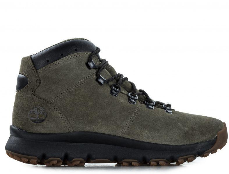 Купить Ботинки мужские Timberland World Hiker TF3837, Зеленый