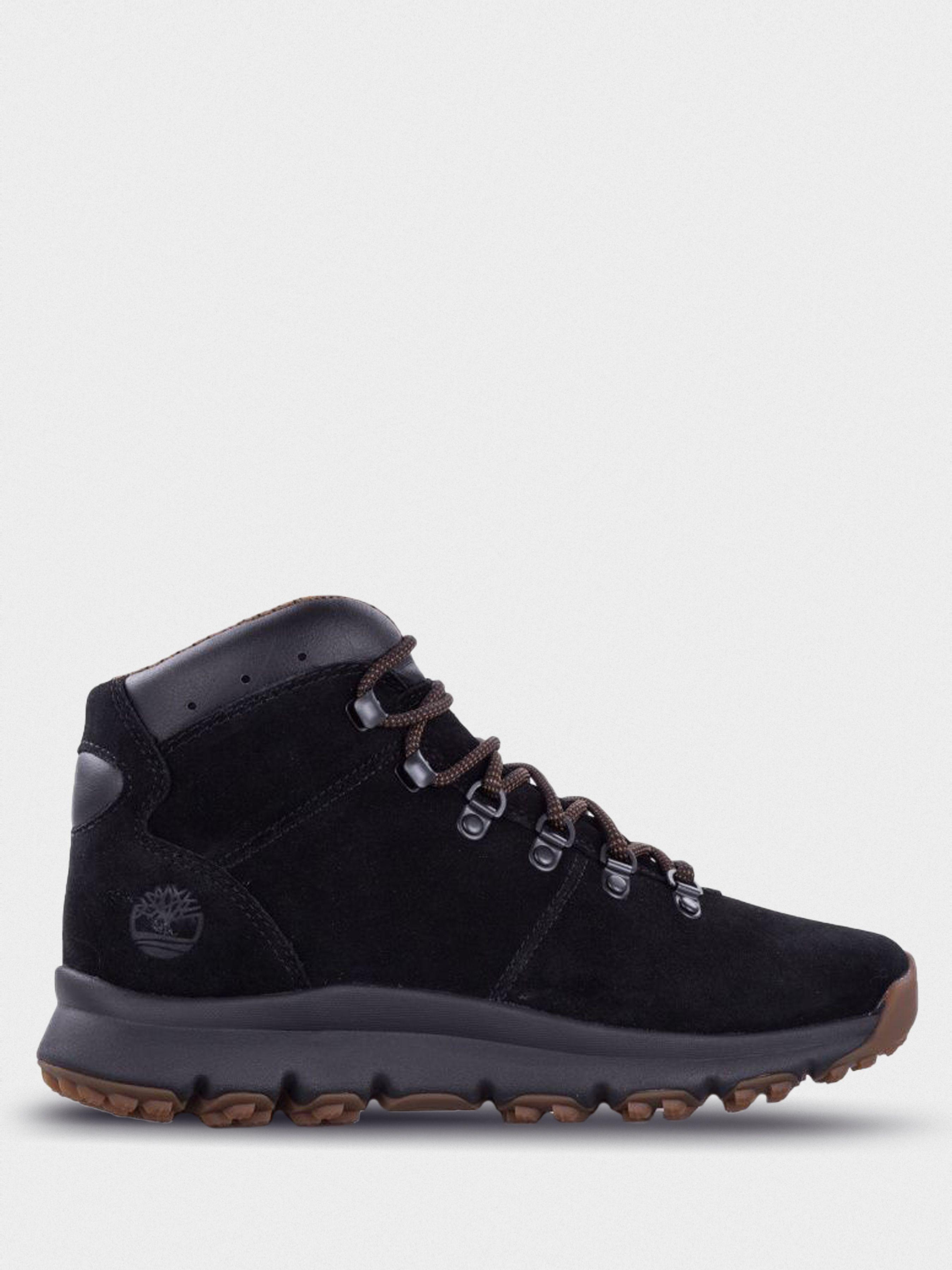 Купить Ботинки мужские Timberland World Hiker TF3838, Черный