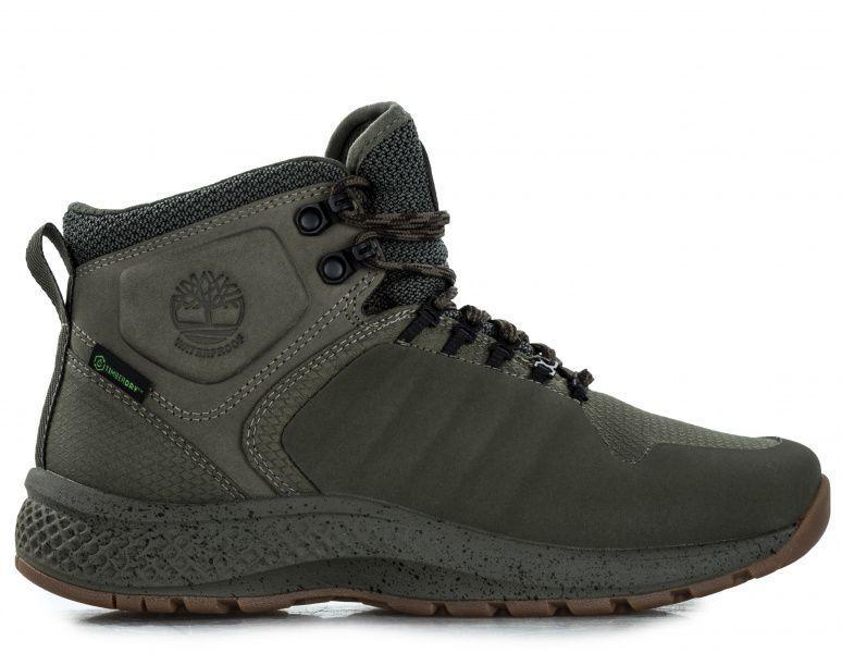 Купить Ботинки мужские Timberland FlyRoam Trail TF3839, Зеленый