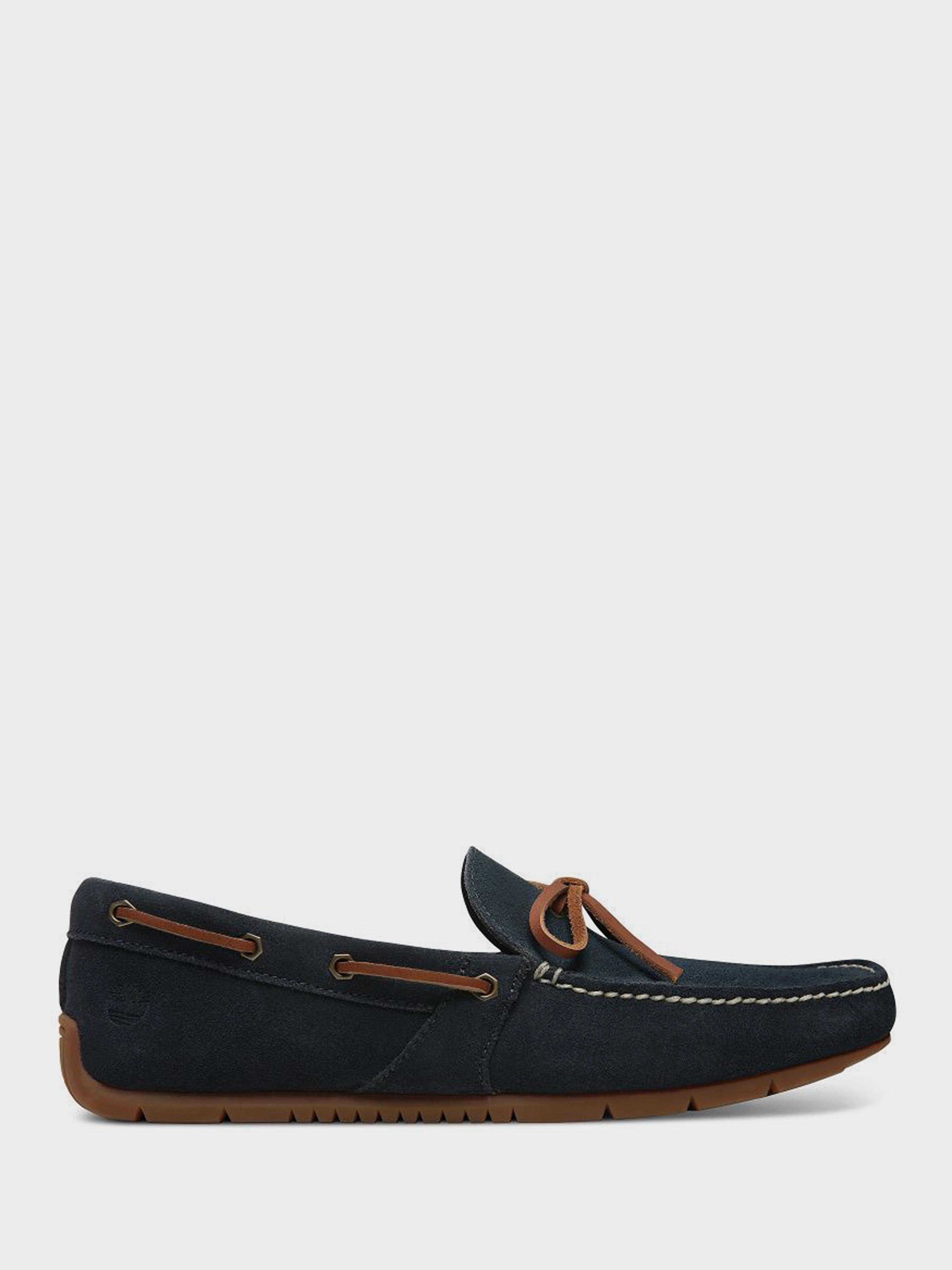 Купить Мокасины мужские Timberland LeMans Gent TF3862, Синий