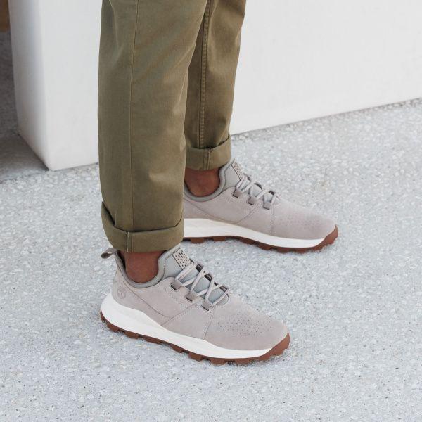 Полуботинки для мужчин Timberland Brooklyn TF3914 брендовая обувь, 2017