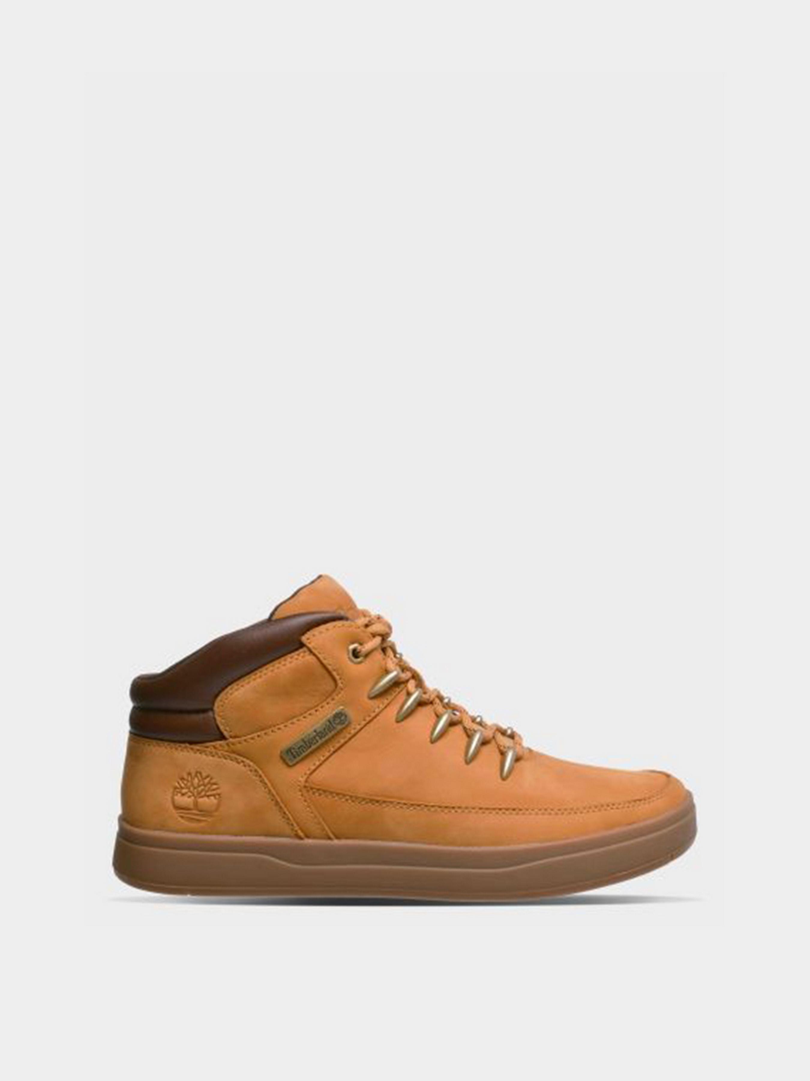 Купить Ботинки мужские Timberland Davis Square TF3985, Желтый