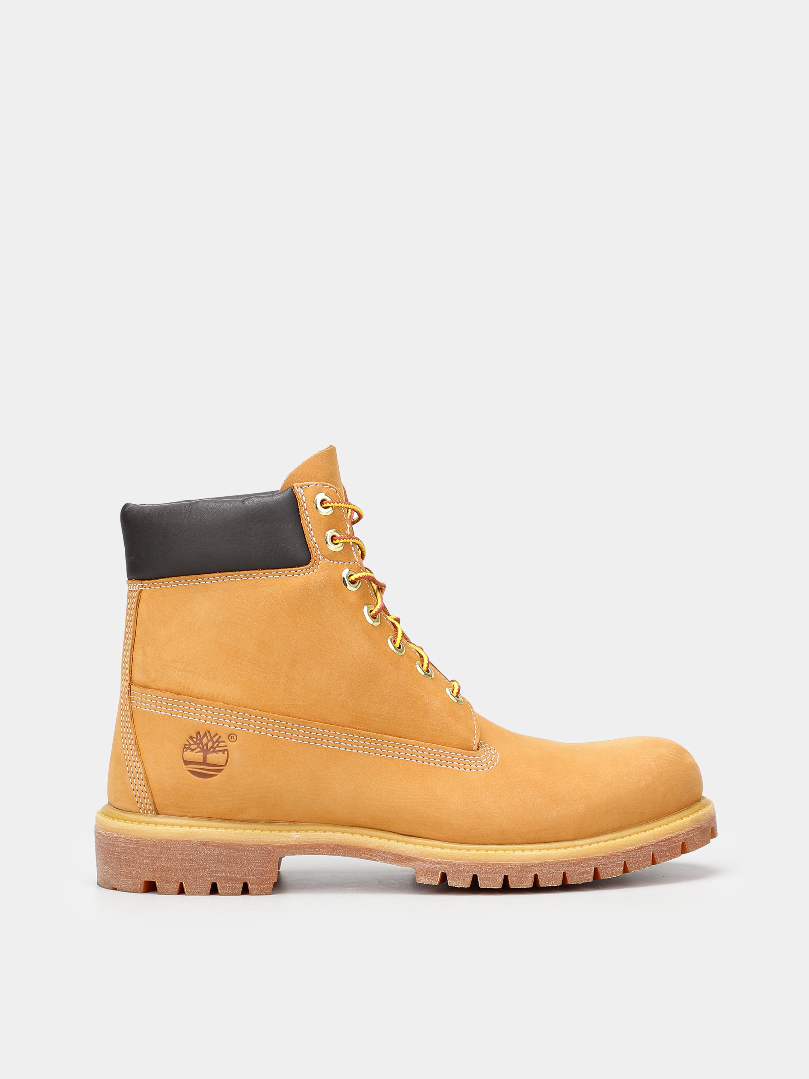 Купить Ботинки мужские Timberland Timberland Premium TF4040, Желтый