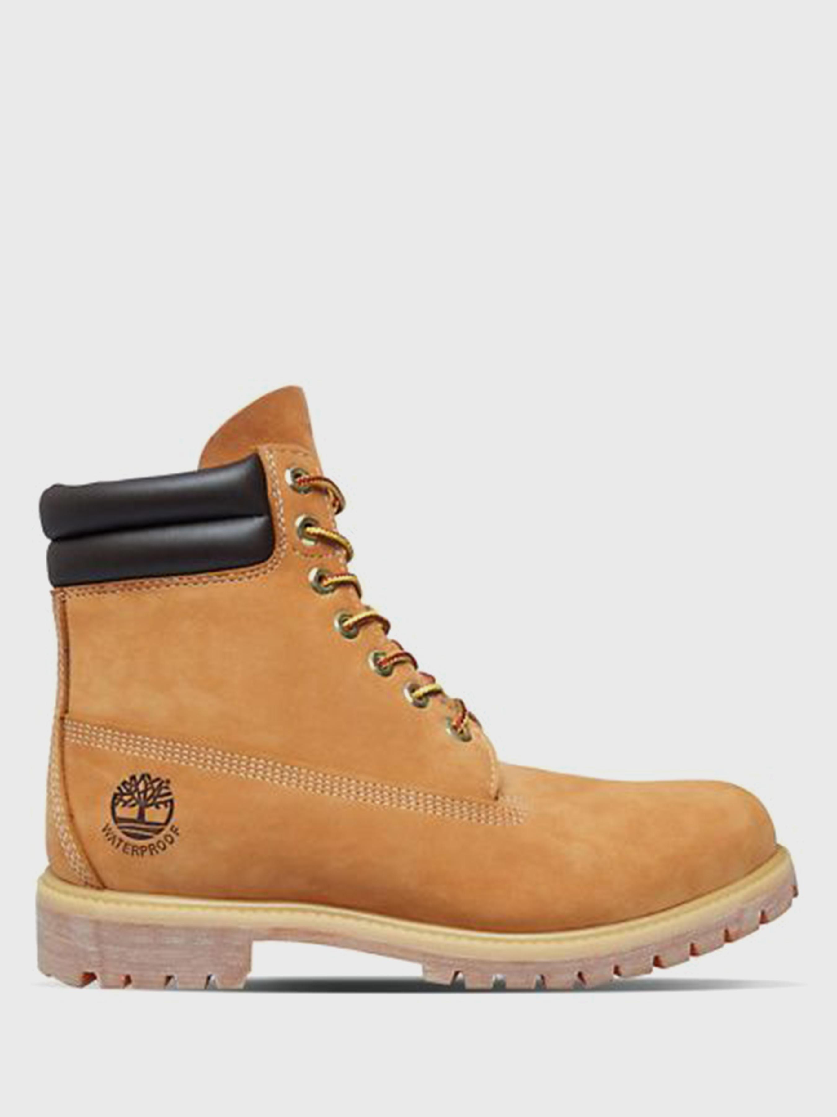 Купить Ботинки мужские Timberland Timberland Premium TF4045, Желтый